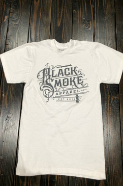 Black Smoke Apparel Stamp Tee