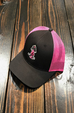 Pink Fearless Snap Back