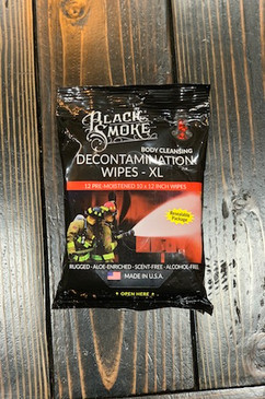 Black Smoke Wipes