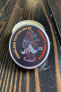 Fearless Tattoo Salve & Body Lotion