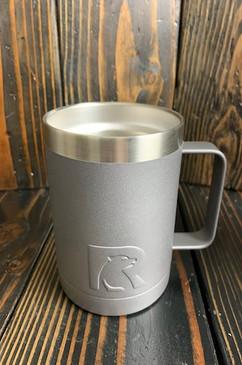 Black Smoke Custom 12 oz Smoke Cup