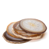 Large Natural Agate Slices