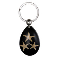 Starfish Key Chain