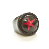 Children's Ring-Red Starfish