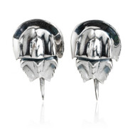 Horseshoe Crab Dangling Earrings