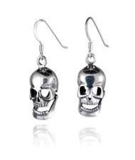 Skull Hanging Earrings
