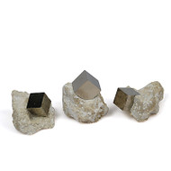 Pyrite in Matrix - Thumbnail