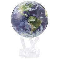 Cloud Cover Earth Globe - Thumbnail
