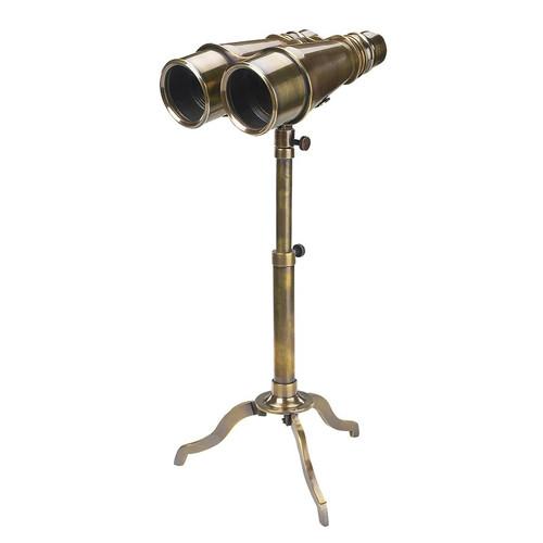 Victorian Binoculars With Tripod - Thumbnail