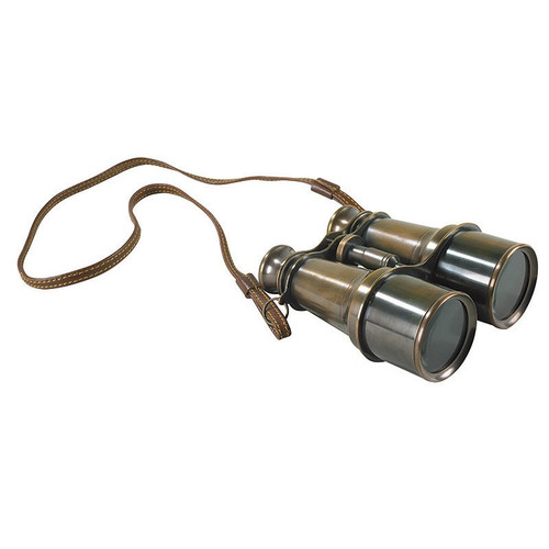 Victorian Binoculars, Bronze - Thumbnail