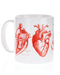 Heart Mug Left Side