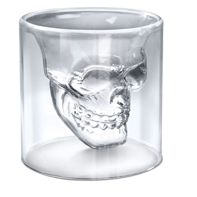Skull Shot Glass Thumbnail