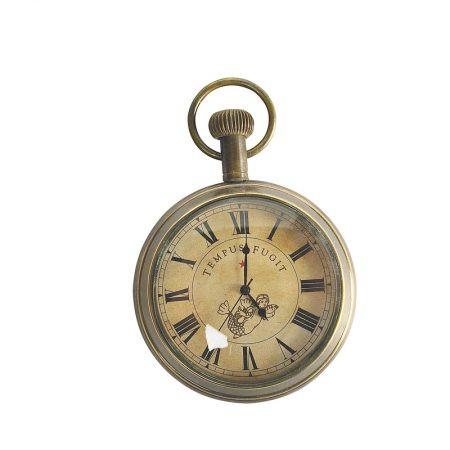 Victorian Pocket Watch face