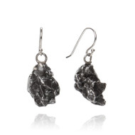 Campo del Cielo Meteorite Earrings