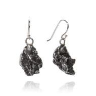 Campo del Cielo Meteorite Earrings