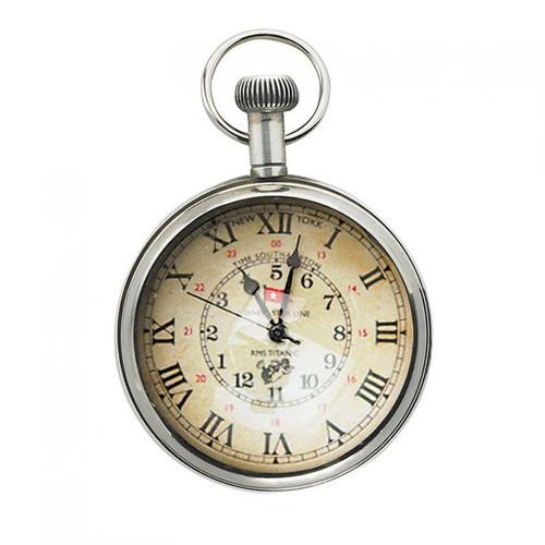 Savoy Pocket Watch - Front