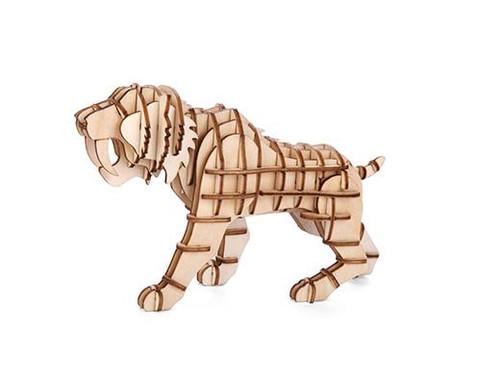 Sabertooth Tiger 3D Puzzle Thumbnail