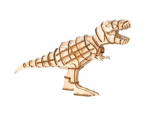 T-Rex 3D Wooden Puzzle Thumbnail