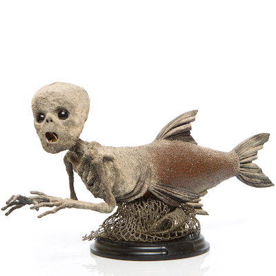 Feejee Mermaid - Side