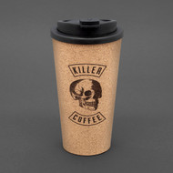 Cork coffee cup - Thumbnail