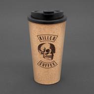 Cork coffee cup - Thumbnail