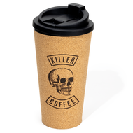 Cork coffee cup - Thumnail