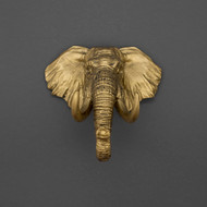 Elephant Key Hanger -Front