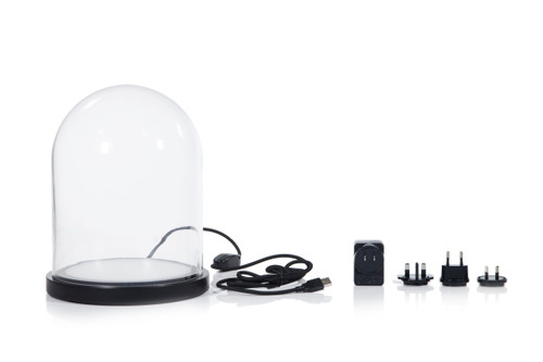 Bell Jar Light - Parts