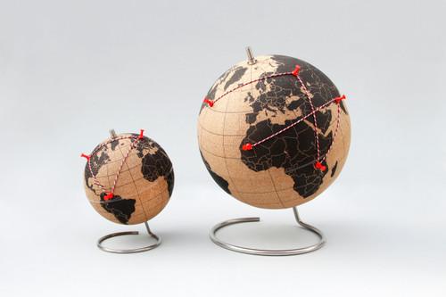 Cork Globe - Thumbnail