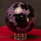 Charoite Chrystal Sphere, Unique - Thumbnail