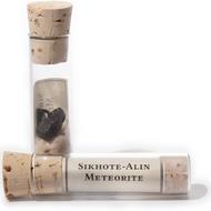 Sikhote-Alin Meteorite in a Vial - Thumbnail