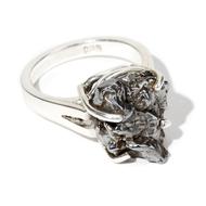 Campo del Cielo Meteorite Ring - Thumbnail