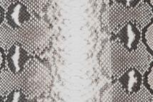 Python Skin Long Nubuck Natural