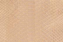 Python Skin Long Moxi White