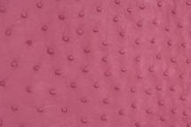 Ostrich Skin Matte Pink