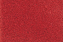 Leather Suede Laredo Red
