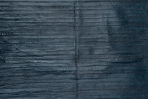 Eel Skin Panel Glazed Navy