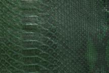 Python Skin Diamond BCUB Matte Green