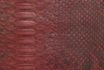 Python Skin Diamond BCUB Matte Bordeaux