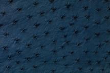 Ostrich Skin Matte True Blue