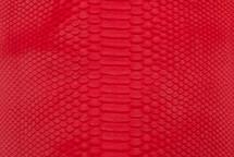 Python Skin Short BCBL Matte Red