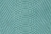 Python Skin Short BCBL Matte Turquoise