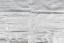 Eel Skin Panel Metallic Silver