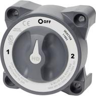 Blue Sea 11003 HD-Series Battery Switch w\/Alternator Field Disconnect - 3-Position