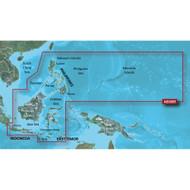 Garmin BlueChart g2 HD - HAE005R - Phillippines - Java - Mariana Islands - microSD\/SD