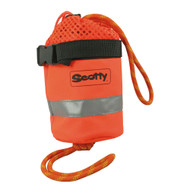 Scotty Throw Bag w\/50' MFP Floating Line