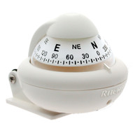 Ritchie X-10W-M RitchieSport Compass - Bracket Mount - White