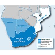 Garmin City Navigator - Southern Africa NT - microSD\/SD