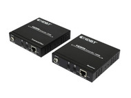 4K2K HDMI HDBaseT PoH/PoE CAT5e/6 Extender Kit 330ft (2-way IR/RS-232) ANI-5PLAY