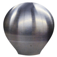 "Ongaro Shift Knob - 1-1\/2"" - Smooth SS Finish"